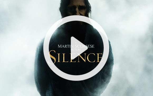Silence - living poster
